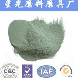 Gruis van het Zand van het Carbide van het Silicium van de Fabrikant van Ningxia het Groene