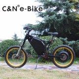 土のバイクの電気バイクキット8000WモーターEbike