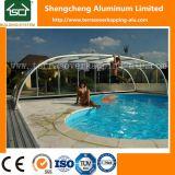 Verwendetes Swimmingpool-Gehäuse mit hoher Schnee-Druckfestigkeit