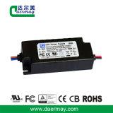 Impermeable al aire libre con protección IP65 Controlador de LED de 36V 36W