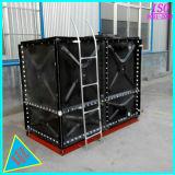 El tanque de agua de acero esmaltado cúbico modificado para requisitos particulares del calentador