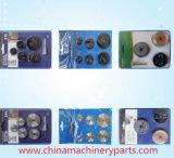 Het Blad van de Cirkelzaag HSS voor Metaal & Roterende Hulpmiddelen dat Dremel wordt geplaatst