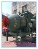 Modèle professionnel complet dans le mélangeur concret du cahier des charges Jzc500