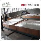 Pack de plano de Instalação Rápida Recipiente expansível prefabricados House