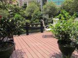 Pavimentazione esterna di Eco WPC di prezzi di fabbrica/rivestimento composito di plastica di legno della parete