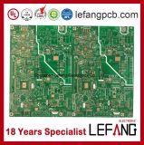 Завод монтажной платы PCB главного правления LCD Displayer