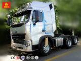 trator resistente do caminhão de reboque do trator de 420HP Sinotruk HOWO A7 6X4