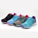 Acoplamiento respirable ocasional al por mayor que va de excursión los últimos zapatos del calzado para los hombres