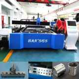 1500W tubo metálico de fibra de la industria máquina láser de corte de precisión para la venta