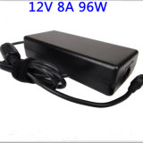 12V 8A 96W Laptop Wechselstrom-Adapter-Laptop-Schaltungs-Adapter