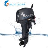 Engine extérieure de bonne qualité chinoise de moteur extérieur de rappe de Calon Gloria 20HP 2