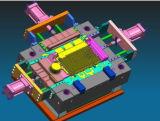 Dmeは多くの肋骨34が付いているTlecommunicationのアルミニウム部品のための鋳造物型を停止する: )
