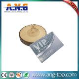 솔질하는 Contactless RFID MIFARE 카드 인쇄