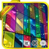 Eurograu, milchiges Weiß, F-Grün, Bronze, Ford-blaues lamelliertes Glas mit Cer/ISO9001/CCC