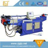 Prix en acier hydraulique et électrique de Dw38nc de machine à cintrer