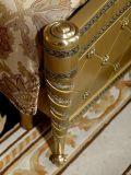 Accumulazione dorata reale classica della stanza della base di colore dei 0016 piedini di Conicalness