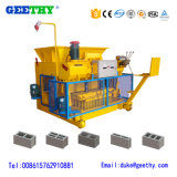 機械装置を作る具体的な煉瓦機械Qmy6-25移動式空の煉瓦