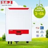 Inversor solar doméstico output 220V monofásico da fase de SAJ 5KW 2 MPPT