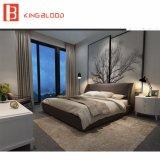Insieme di camera da letto moderno italiano della mobilia del re Queen Size Bed Room del cuoio della mobilia del progettista