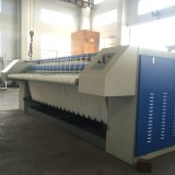 2.8m 3.0m 3.3m 3つのローラーの自動アイロンをかける機械/鉄シートの出版物機械