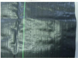 Черный цвет коврик для сорняков с сорняками ткань коврик с УФ-обращения
