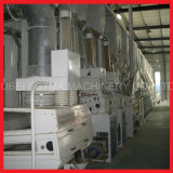 120t/d Auto Compacto de maquinaria de la molienda del arroz