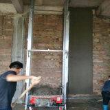 Machine automatique de plâtre de jet de limette de vente chaude de Tupo pour des machines de construction de bâtiments