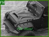 L'Avenger capot moteur cache capot pour 2007-2017 Jeep Wrangler Accessoires