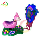 Горячая продажа Arcade медали работает детский электрический животных на 3D-игры автомобилей поворота машины