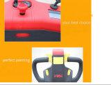 1.5t al carro de paleta eléctrico de la venta caliente 3t con los apoyabrazos
