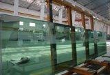 厚さ4mm、5mm、6mm、8mm、10mmの12mmのゆとりの半緩和されたガラス