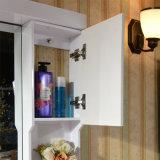 Governo di stanza da bagno fissato al muro del PVC con l'indicatore luminoso del LED per i progetti di costruzione (8004)