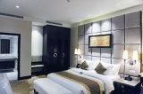 Reeksen van de Slaapkamer van de Luxe van Furnitures van het Hotel Furnitures van de Stijl van de mengeling de Exotische Moderne Houten Italiaanse Barokke