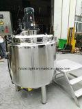 Chauffage électrique de 200 litres réservoir de rétention de chocolat