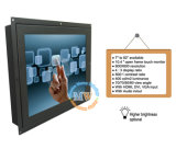 Geöffneter Spant 10.4 Zoll-Touch Screen LCD-Monitor mit Kanal USB-RS232 (MW-103MET)