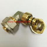Material de cobre buenas ventas CW617N Racor de compresión de latón
