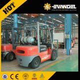Yto 2.5ton hydraulischer Langspielplatte-Gas-Gabelstapler Cpyd25 für Verkauf