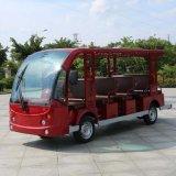 Bus elettrico di Seater del fornitore 14 dell'OEM della Cina con a porta chiusa (DN-14)
