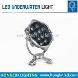 Heißes Brunnen-Licht Poollight LED der Verkaufs-36W IP68 Unterwasserlicht