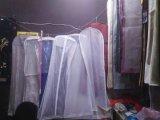 在庫は長いPP PUの非編まれたスーツの服袋B99をカスタマイズした