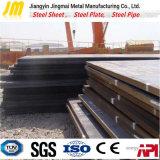 Hoja de acero al carbono templado, SS400 la placa de acero Placas de energía