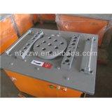 elektrischer Stahl-Stab-Bieger-Maschine des manuelles Steuer3kw/380v