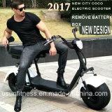 Venta caliente de la suciedad de la bici de la motocicleta eléctrica barata de la vespa para el hombre