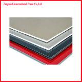 Feuille de panneau de la meilleure qualité/en aluminium composée en aluminium légère de revêtement/plaque composée en aluminium