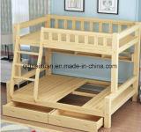 صلبة خشبيّة سرير غرفة [بونك بد] أطفال [بونك بد] ([م-إكس2695])