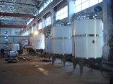 el tanque Stirring de mezcla del acero inoxidable 316L con velocidad convertible