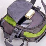 Sacchetto casuale unisex di corsa del sacchetto di spalla di Crossbody del messaggero della chiusura lampo