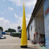 Fléau gonflable géant à la mode de pilier d'impression de PVC Digital de nylon