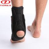 耐久のネオプレンは二重伸縮性がある整形外科の足首波カッコを遊ばす