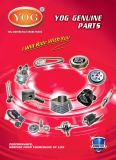 Motorrad-Kettenkettenrad-Set, Kit De Transmission, Bajaj Plantina125